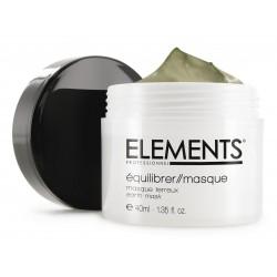 EQUILIBRER/MASQUE 40ML masque terreux