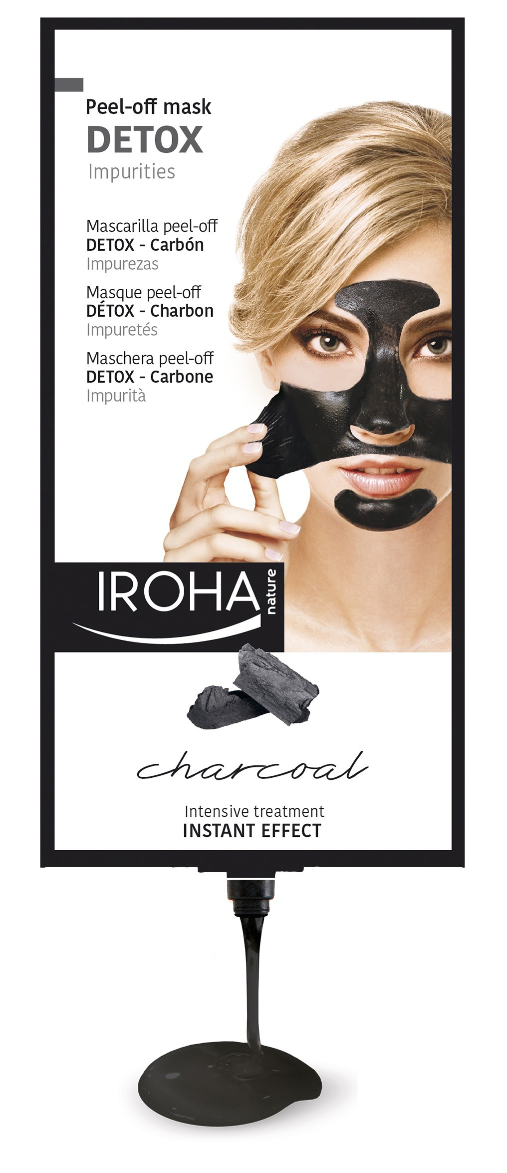 MASQUE PEEL OFF NOIR...