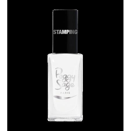Vernis à ongles stamping blanc 961 -11ml