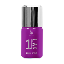 *One-LAK 1-step gel polish purple orchid 10ml