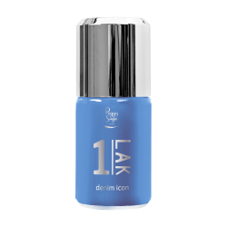 *One-LAK 1-step gel polish denim icon 10ml E