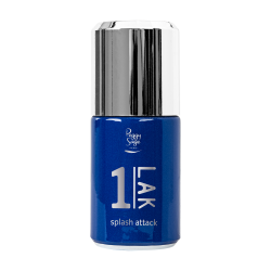*One-LAK 1-step gel polish splash attack 10ml E