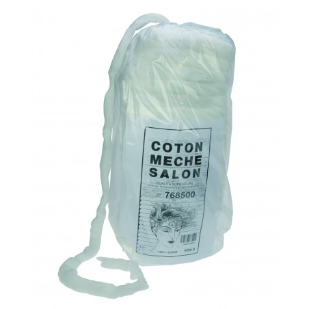 Coton Meches Salon Sac 1Kg Extra Eco