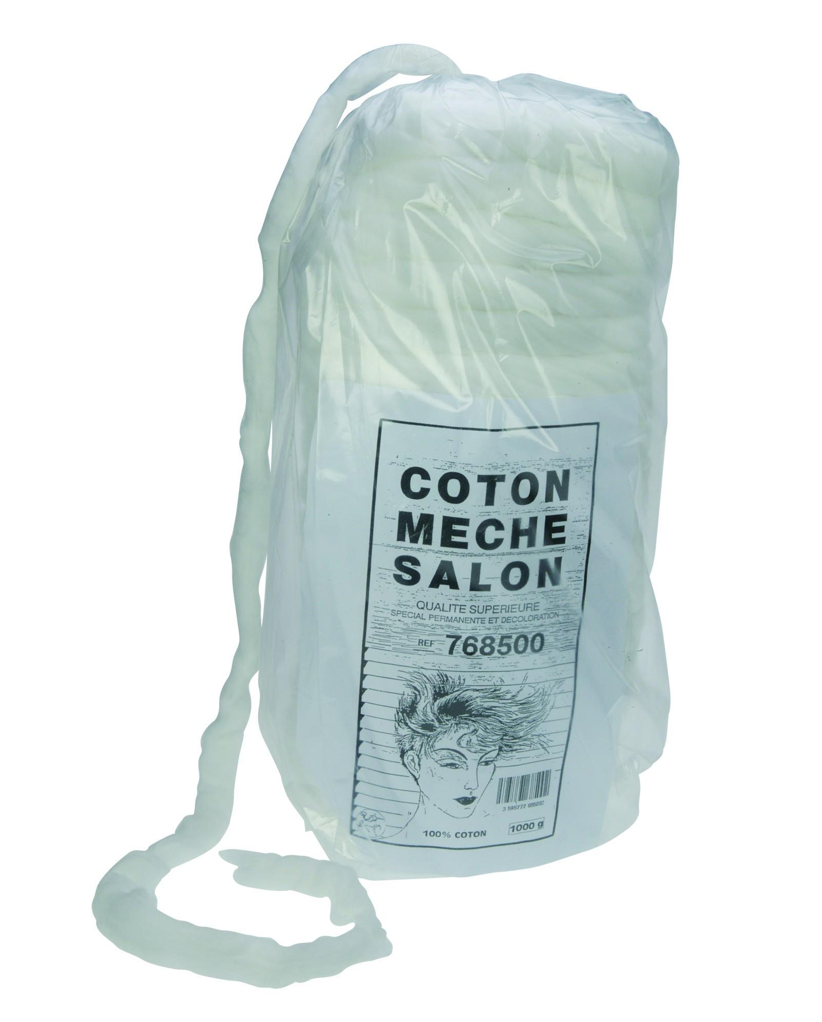 Coton Meches Salon Sac 1Kg...