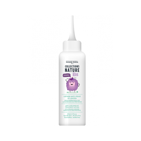 COLLECTION NATURE LOTION ANTI POUX ET LENTES 100ML
