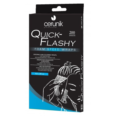 Papier Quick - Flashy x200 Silver 95X200 Mm