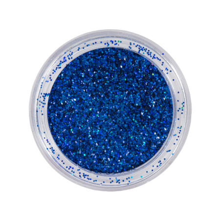 *Paillettes pour ongles mermaid blue 1g E