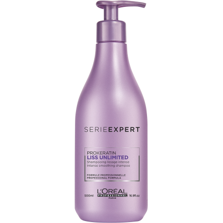 SCHAMPOING EXPERT LISS UNLIMITED 500ML