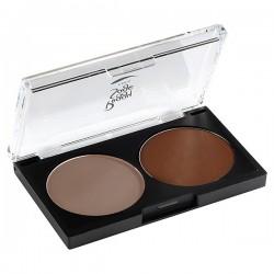 Palette sourcils brun