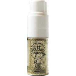 *Glitter Spray Gold E