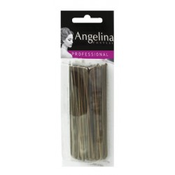 Pinces lisses Kifix bronze (5cm) x30