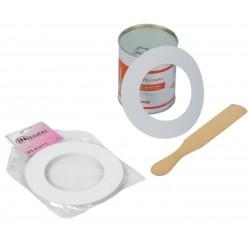 Colerette Papier Pour Pot Cire Epil X20