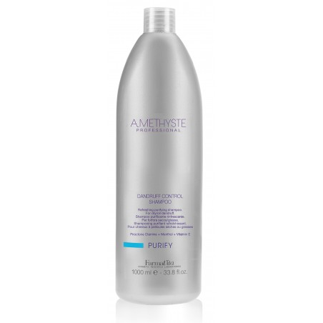 SCHAMPOING PURIFIANT ANTI PELLICULAIRE AMETHYSTE 1000ML
