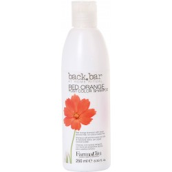 BACK BAR RED ORANGE POSTE COLOR SHAMPOO 250ML