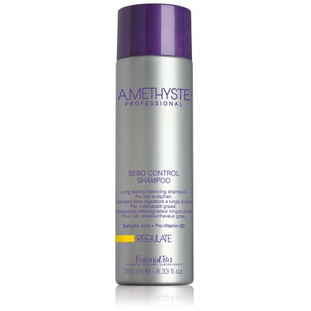 SHAMPOING SEBO REGULATEUR  AMETHYSTE 250ML