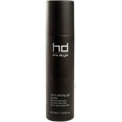 EXTRA STRONG GEL SPRAY F5 HD 220ml