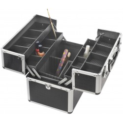 Valise Vanitex - 5Black Croco 365X235X285Mm