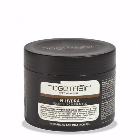 MASQUE N-HYDRA 500ML TOGETHAIR NHC SPA
