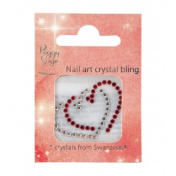Nail art Crystal bling