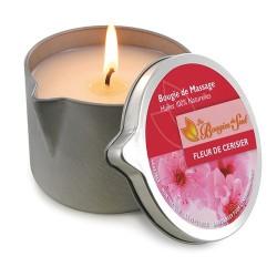 Bougie de Massage Fleur de Cerisier 160g