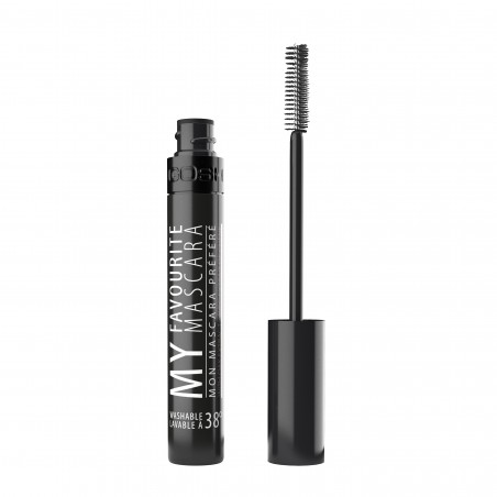 My Favourite Mascara - 002 Carbon Black 10ml
