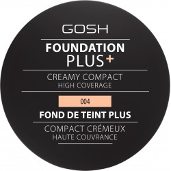 Foundation Plus + Creamy Compact 004 Naturel