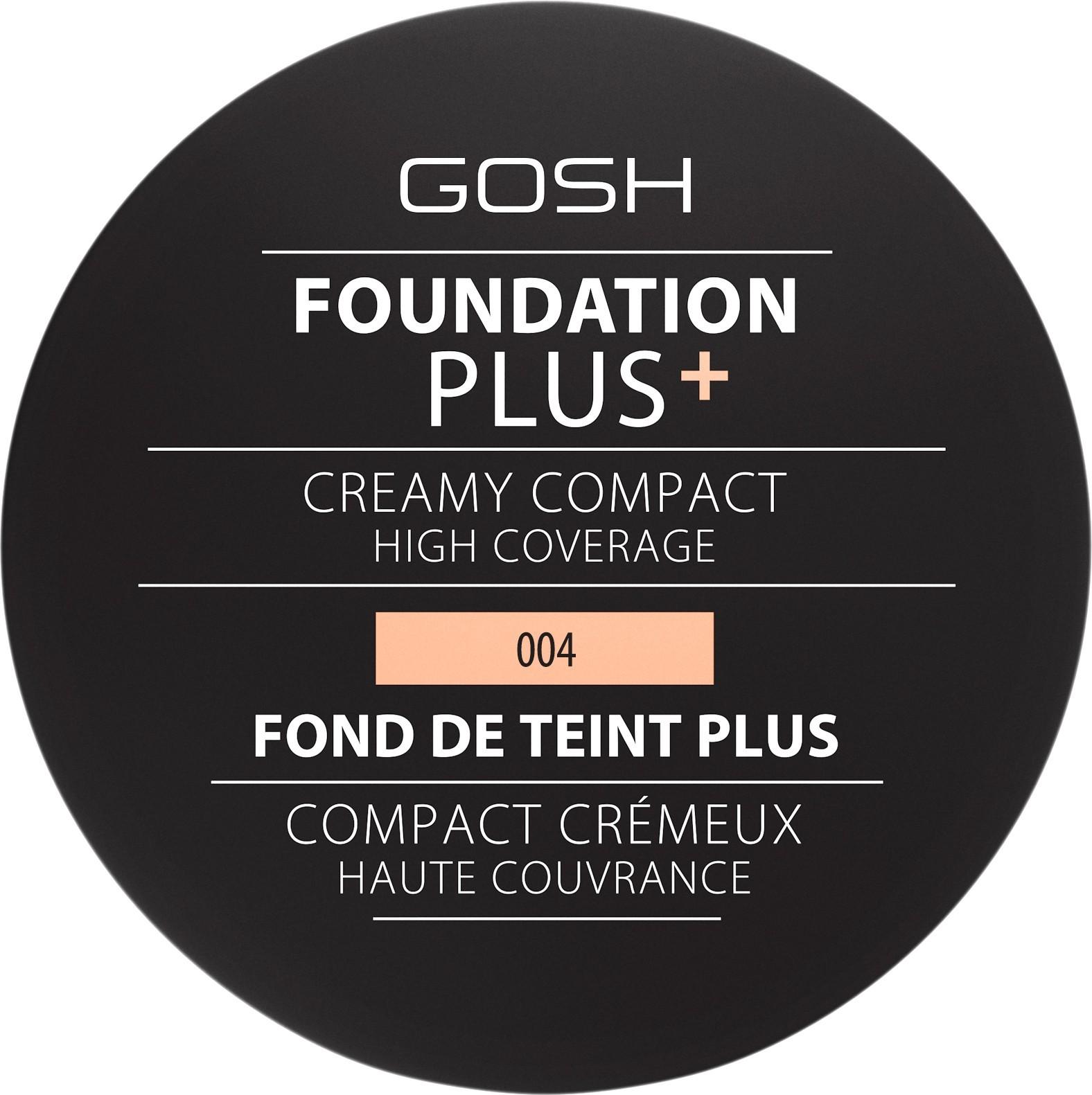 Foundation Plus + Creamy...