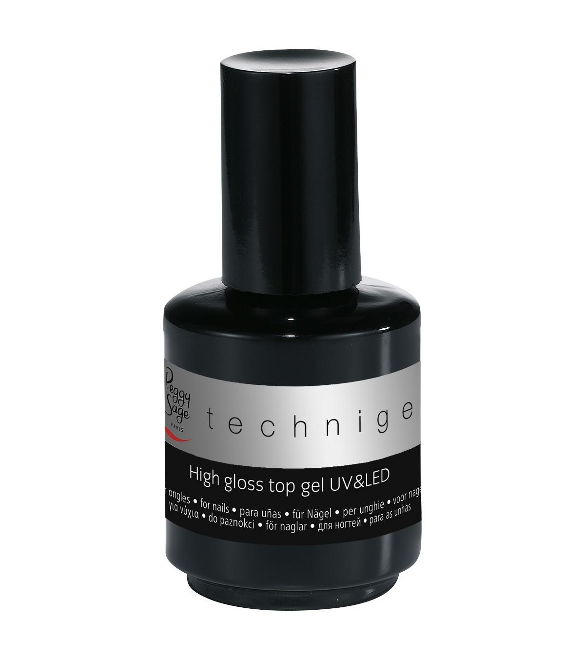 High gloss top gel UV et...