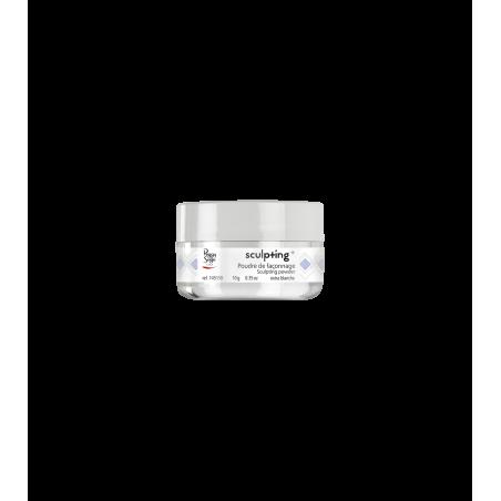 Poudre de façonnage extra-blanche 10g
