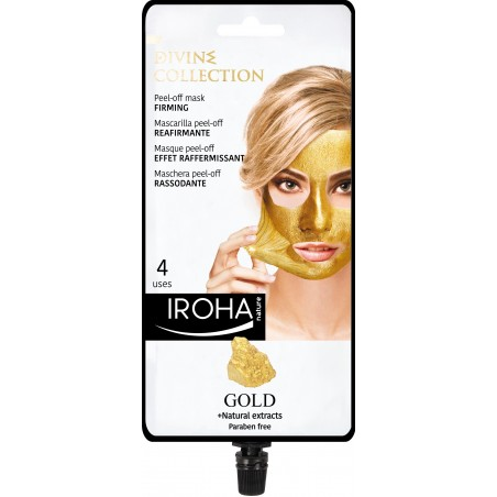 MASQUE PEEL OFF DIVINE GOLD