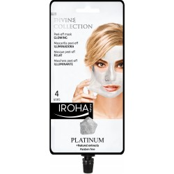 MASQUE PEEL OFF DIVINE PLATINE