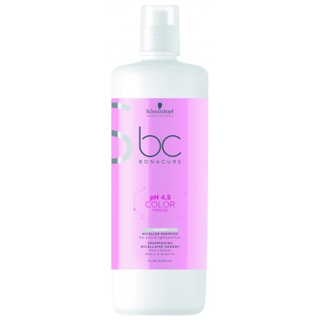 SCHAMPOING COLOR FREEZE MICELLAR ARGENT 1000ML 18