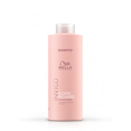 SHAMPOING INVIGO BLONDE RECHARGE COOL BLONDE 1000ML