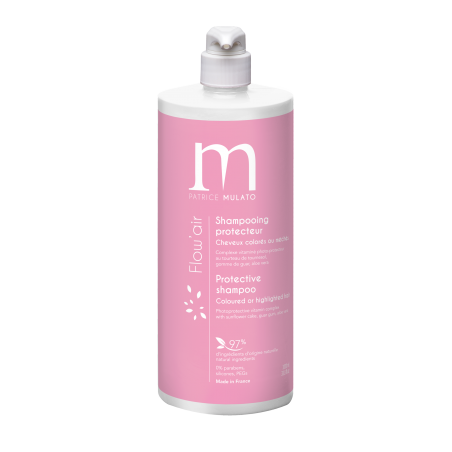 SCHAMPOING CHEVEUX COLORES OU MECHES 1000ML