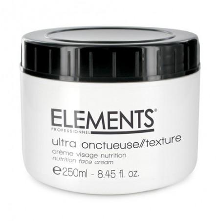 ULTRA ONCTUEUSE/TEXTURE 250ml crème visage nutrition