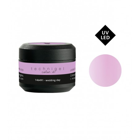 Gel UV couleur pour ongles wedding day 5g