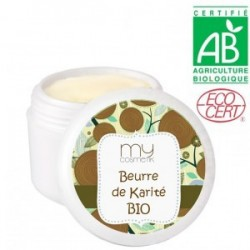 BEURRE DE KARITE BIO 50ML