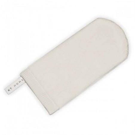 Démaquigant Taille L Gant démaquillant blanc 4D