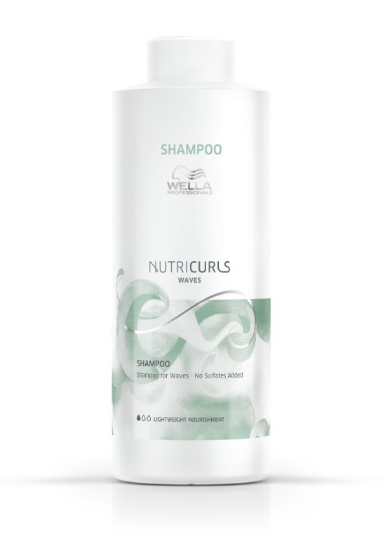 SHAMPOING WAVES NUTRICURLS...