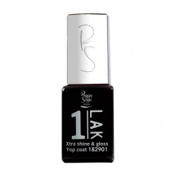 Xtra gloss  et  shine top coat UV et LED - 5ml