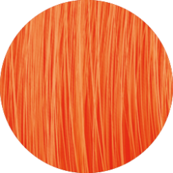 COLORATION PUNKY FLASH ORANGE FLAMME