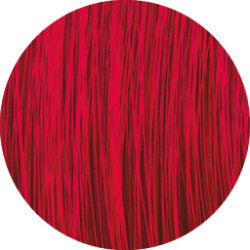 COLORATION PUNKY FLASH ROUGE INCANDESCENT