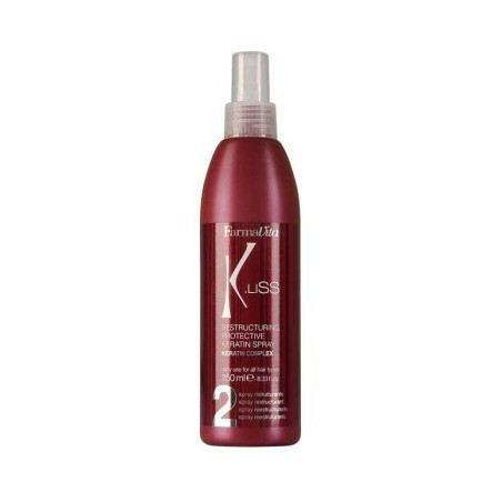 K.LISS schampoing restructurant keratin 250ml