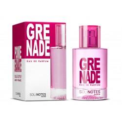 Eau de Parfum Solinotes 50ml Grenade