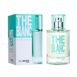 Eau de Parfum Solinotes 50ml The Blanc