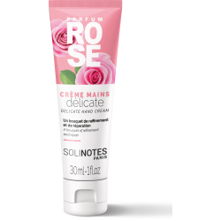 Creme Mains Solinotes 30ml Rose