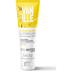 Creme Mains Solinotes 30ml Vanille