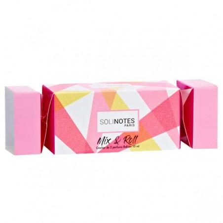 Crackers Solinotes 2 Roll'on 10ml Vanille - Fleur de Cerisier