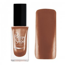 *Vernis à ongles chocolat irisé 235-11ml