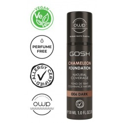 GOSH Chameleon Foundation 30 ml - Dark